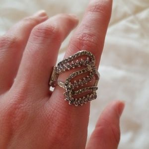 5 for $25 Silver Ring